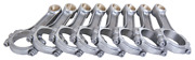 Eagle Ford 302 5140 Forged Steel .912in Piston Pin 2.123in Rod Journal I-beam