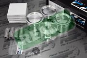 Cp Forged Pistons With Hd Pins S13 S14 S15 Silvia Sr20det 8.51 86mm