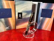 Writer's Edition Alexandre Dumas Father Signature Fountain Pen Limited