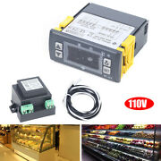 Electronic Thermostat Digital Display Temperature Controller For Refrigerator Us
