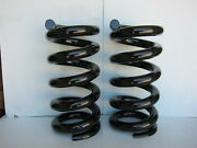 Lowrider Hydraulics 3 Ton Coil Springs, Full Stack, Machine-cut One Flat Edge