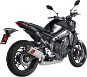 Akrapovic Racing Line Exhaust System Stainless Steel S-y9r11-hapt