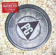 Peter Gabriel Rated Pg Record Store Day 2019 Exclusive Picture Vinyl Record