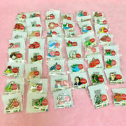 Cocacola Tokyo Olympic Torch Relay Pin Badge 47 Prefectures Complete Set