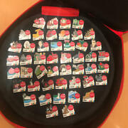 Tokyo 2020 Prefectures Cocacola Pin Badge Full Complete Set