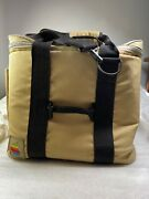 Vintage 1980s Apple Macintosh Computer Travel Bag Tote Carry Case With Strap