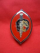 Angola Army Military Special Forces Lion Emblem Insignia