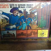 Timpo Toys 259 Wild West Fort Worth