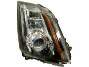 For 2009-2014 Cadillac Cts Headlight Assembly Right - Passenger Side 22241pp