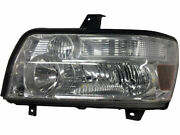 For 2004-2007 Infiniti Qx56 Headlight Assembly Left - Driver Side 99258wh 2005