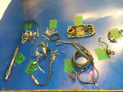Lots Suzuki 25hp Dt25 30hp Cable Harness Shaft Head Plate Throttle Switch