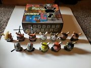 Kidrobot Huck Gee Post Apocalypse Dunny 3 In Series Collection