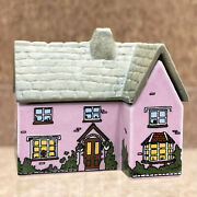 Whimsey On Why Wade The Vicarage 20 Vintage England Miniature Figurine