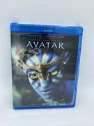 Avatar Blu-ray/dvd, 2012, 2-disc Set, Limited Edition 2d/3d New W/o Slipcover