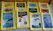 Vintage National Geographic Magazine Lot Great Coke Coke A Cola Ads 1963