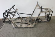 17 Arctic Cat Wildcat Trail 700 4x4 Frame Chassi Pa Slvg Straight