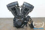 2013 Harley Street Glide Touring Twin Cam 103 A Engine Motor Efi 16591 Miles