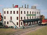 American Model Builders Ho Scale 715 Laser Art Brown Manufacturing Company Kit