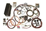 Painless Wiring 10113 28 Circuit Direct Fit Bronco Harness Fits 66-77 Bronco