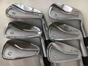 Taylormade P7mc 6 Sets 5-9 P Dynamic Gold Ex Tour Issue Flex S200 From Japan