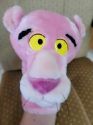 Vintage Plush Pink Panther Golf Club Head Cover 2000 United Artist Not Puppet
