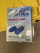 New Tournament Series Drift Control Sea Anchor 20/up To 20and039boat