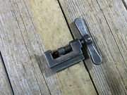 Vintage Antique Bicycle Motorcycle Eldi 117 Chain Breaker Tool Cast Iron Used