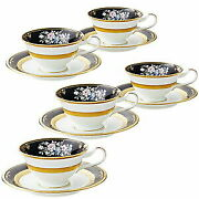 Noritake Made In Japan Evening Majesty Tea Coffee Cup Amp Saucer 5 Customers S