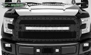 T-rex Grilles 6315731-br Stealth Torch Series Led Light Grille Fits 15-17 F-150