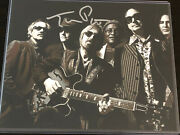 Tom Petty Autographed 8x10 Photo Hand Signed Authentic Coa