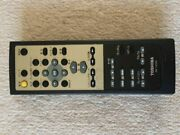 Toshiba Theater Rack Ty-tvr1000hd Remote Control Rm-1100hd