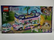 Lego 41395 Friends Friendship Bus - Sealed - Next Business Day Ship - See Pictur