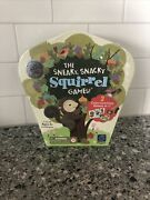 Educational Insights The Sneaky, Snacky Squirrel Game 2 Games In 1