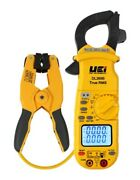 Uei Dl389bcombo Dual Display True Rms Clamp Meter With Temperature And Attpc3