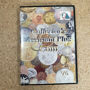Collector's Assistant Plus Coin Software V6 Windows 98, Me, Nt, 2000, Or Xp