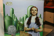 The San Francisco Music Box Co. Wizard Of Oz Dorothy Confronts The Wizard