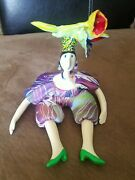 Poupee Millet Doll By Cerri Art Made In France 13 Tall