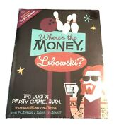 New Sealed Big Lebowski Where's The Money Hollywood Movie Party Question Game