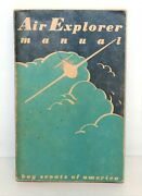 Bsa Manual…air Explorer Manual…second Edition - 1957...scout Perry Transue