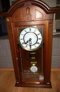 Vintage United States Constitution Clock Limited Edition 200th Anniversary Works