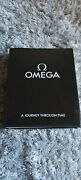 Omega A Journey Through Time Hardcover Book Marco Richon 2007