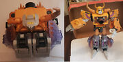Transformers Armada Unicron Nice Rare For Parts With Hands Unicron Trilogy