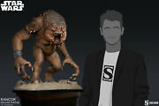 Sideshow Star Wars Rancor Deluxe Statue Figure 300686 Large Edition Rotj