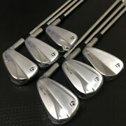 Taylormade P790 Iron 2021 5-p 6 Sets N.s.pro 950gh Flex S From Japan