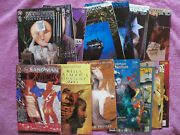 Sandman 1-75, Special, Death 1-3, Endless Nights, Overture, Dream Hunters, More