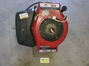 Mtd Briggs And Stratton 17.5hp Opposed Twin Engine 42a707-2238-e1 Tested