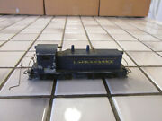 Very Old Vintage Hobby Town/varney Mostly Metal Powered Engine Ho Scale ////