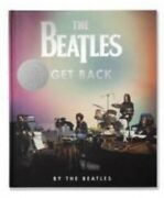 The Beatles Get Back - Target Exclusive Edition - Hardcover Book - New And Sealed
