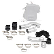 Mishimoto Air-2-water Intercooler Kit For Ford 6.7l Powerstroke 2011-2016 Silver