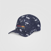 Red Bull Racing F1 Formula 1 2021 Special Edition Japan Hat Navy